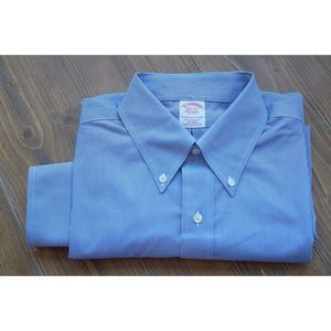 Brooks Brothers 1818 16.5-34 Traditional Fit Shirt